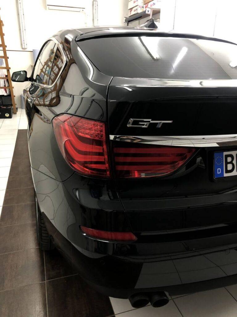 Авто BMW GT