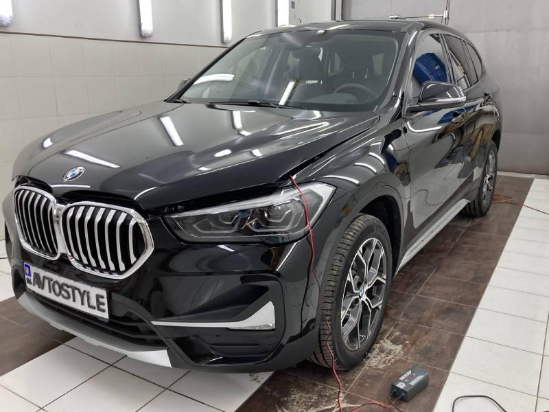 Тонировка BMW X1