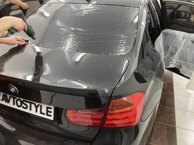 Растоинровка BMW 328