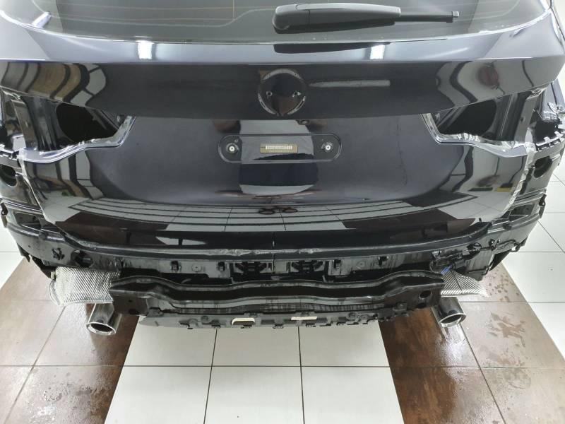 защита пленкой ляды BMW X3