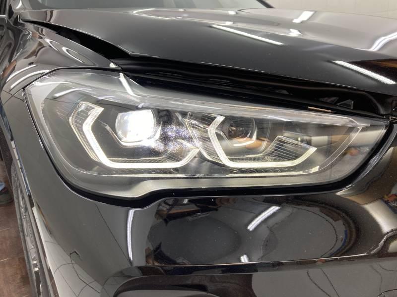 бронирование фар BMW X1