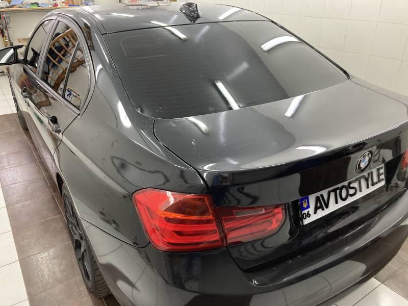 Тонировка BMW 328